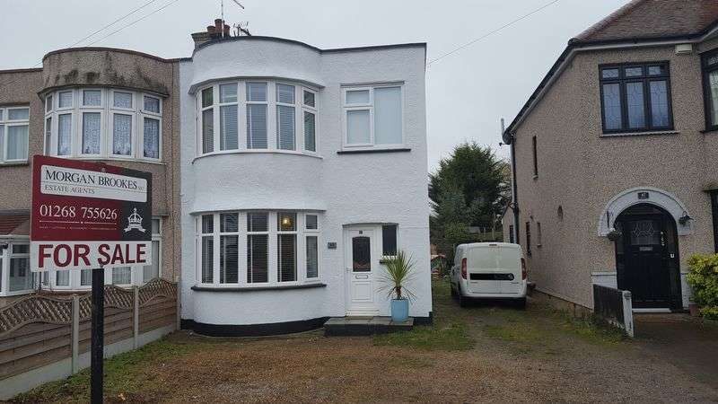 3 Bedrooms Semi Detached House for sale in Rayleigh Road, Leigh-On-Sea