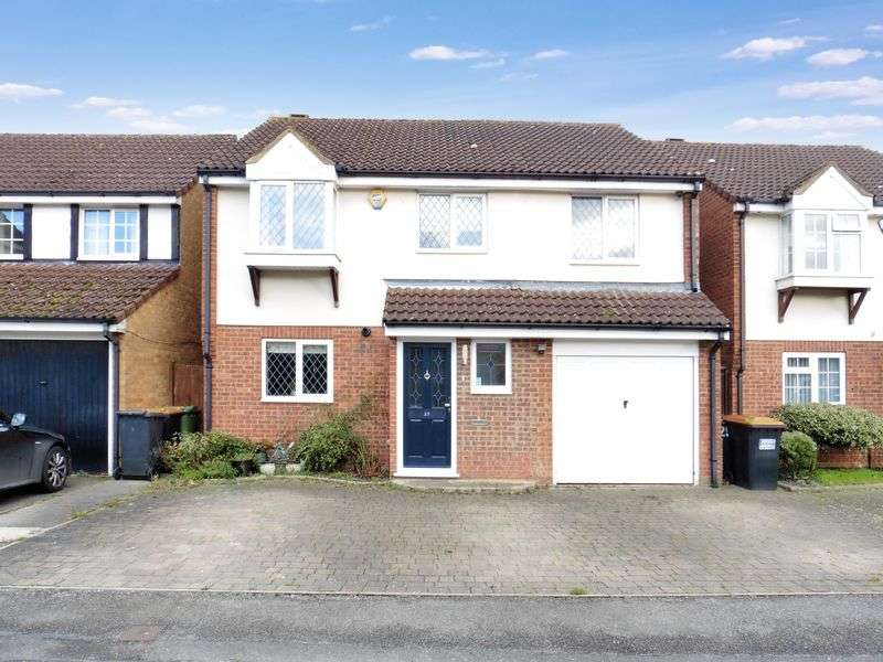 5 Bedrooms Detached House for sale in Tennyson Avenue, Houghton Hamlets