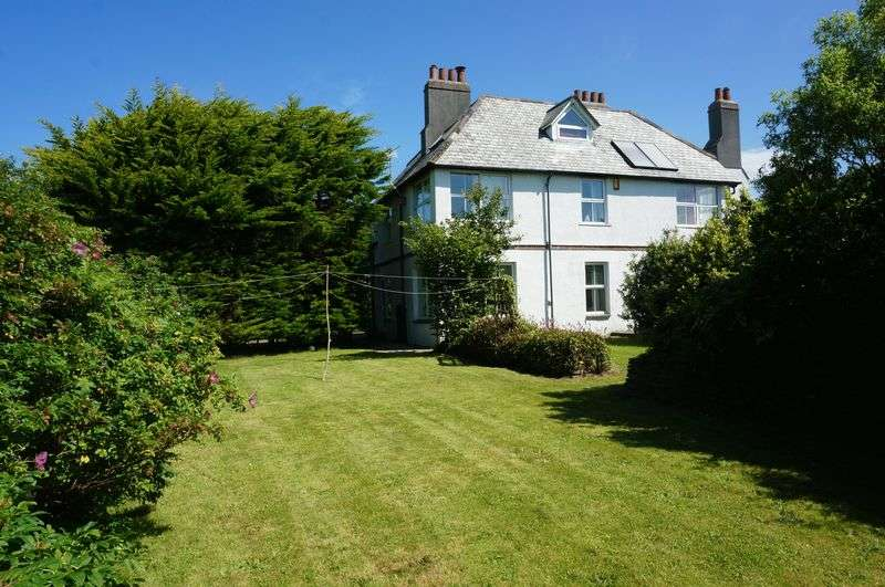 6 Bedrooms Detached House for sale in Woodford, Bude