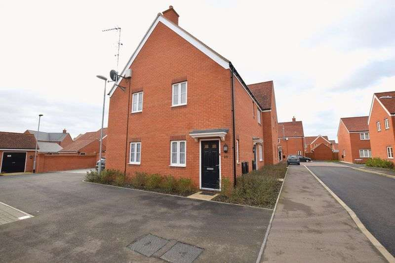 2 Bedrooms Property for sale in Cardinal Drive, Aylesbury