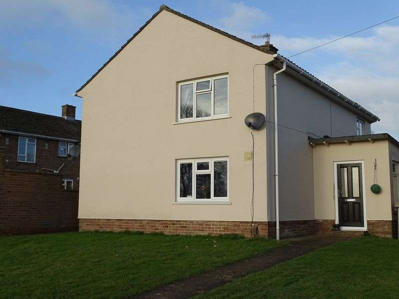 2 Bedrooms Maisonette Flat for sale in Bishopdown Road, Salisbury