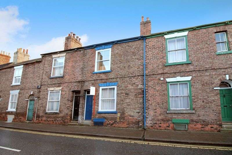 3 Bedrooms Terraced House for sale in Low Skellgate, Ripon