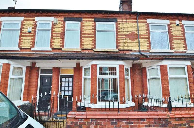 3 Bedrooms Terraced House for sale in Devonshire Road, Eccles