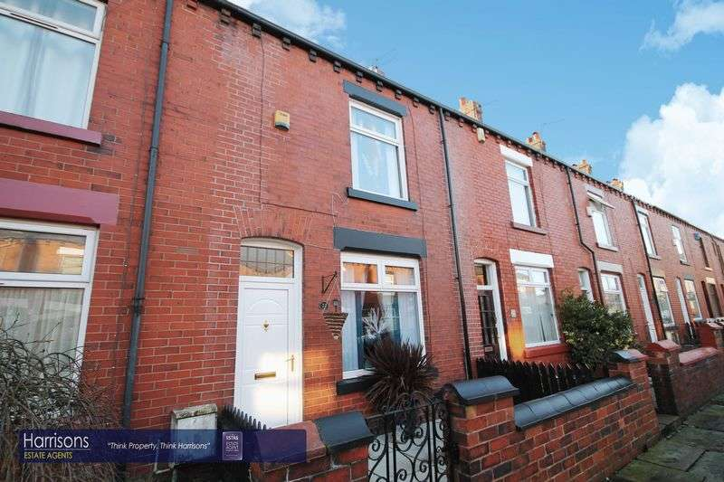 2 Bedrooms Terraced House for sale in Penarth Road, Deane, Bolton, Lancashire.