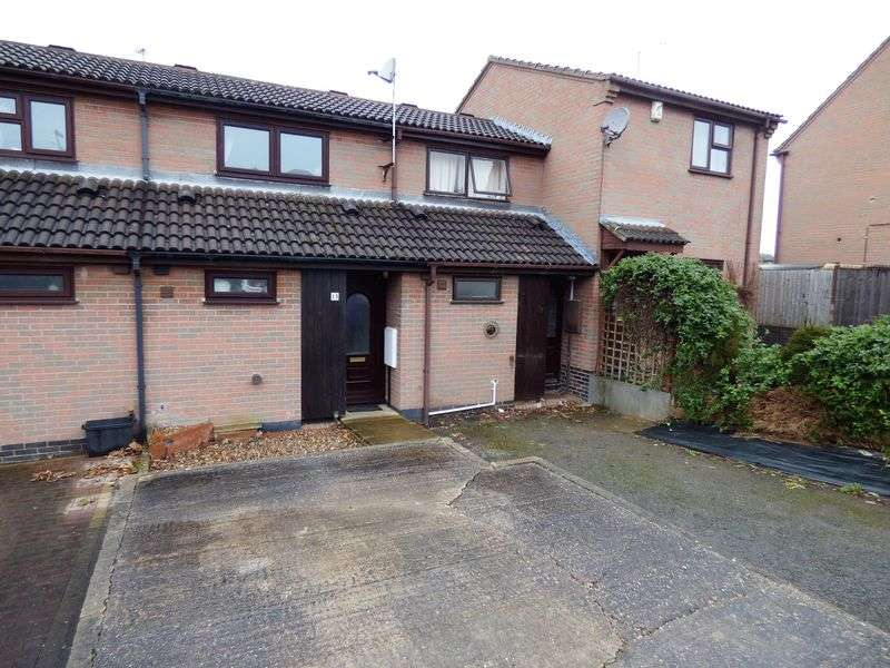 1 Bedroom Terraced House for sale in MEYNELL CLOSE, STAPENHILL