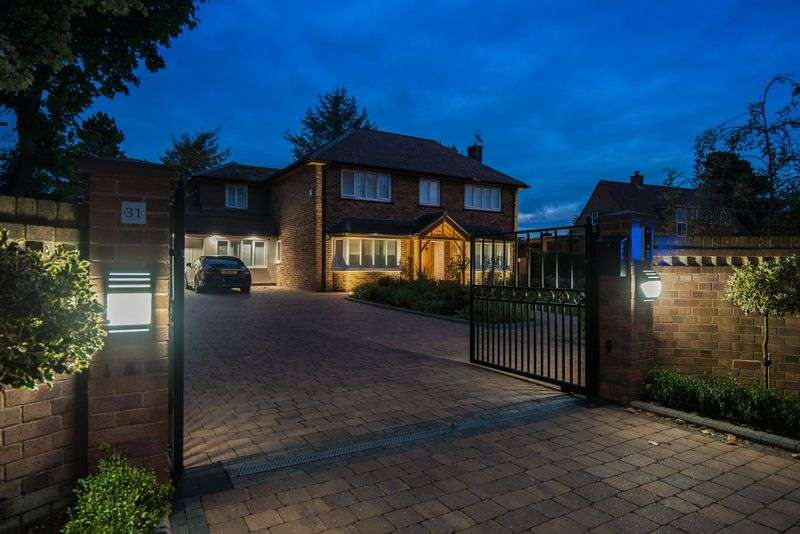 4 Bedrooms Detached House for sale in Hall Road, Scarisbrick