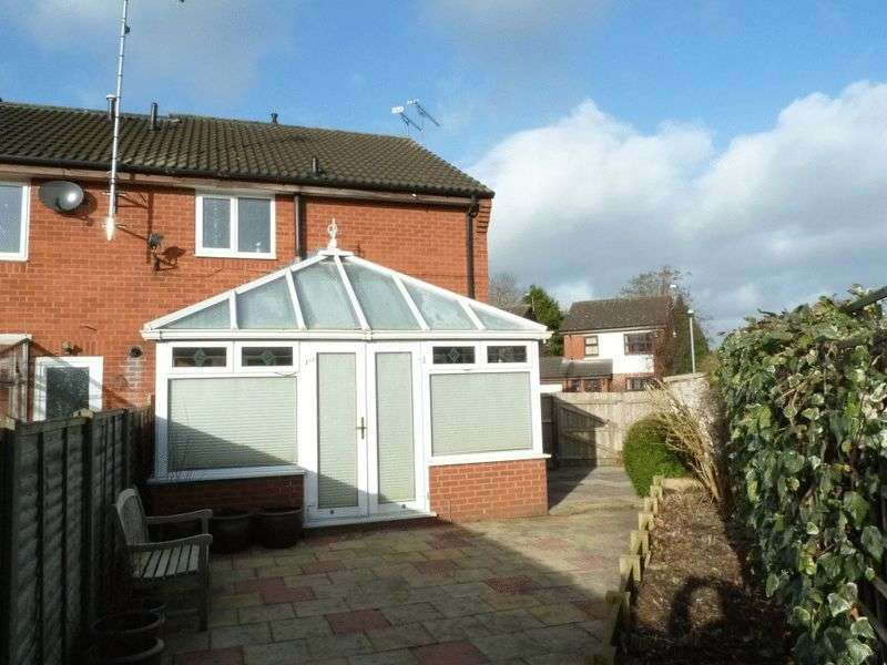 1 Bedroom Semi Detached House for sale in 39 The Beeches, Nantwich