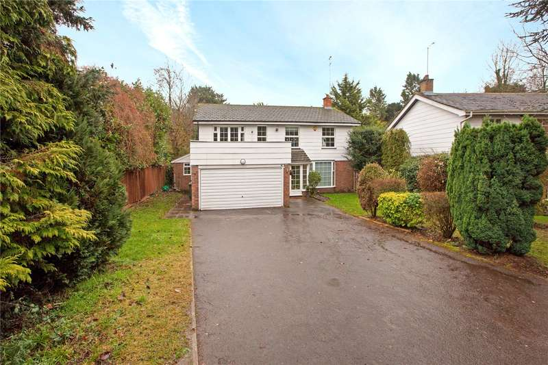 5 Bedrooms Detached House for sale in Bramble Drive, Maidenhead, Berkshire, SL6
