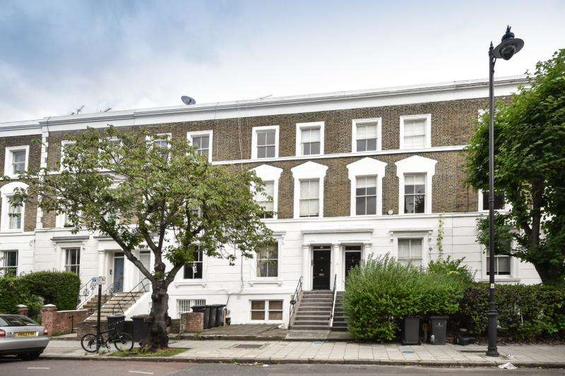 1 Bedroom Flat for sale in Fentiman Road, Oval, London, SW8