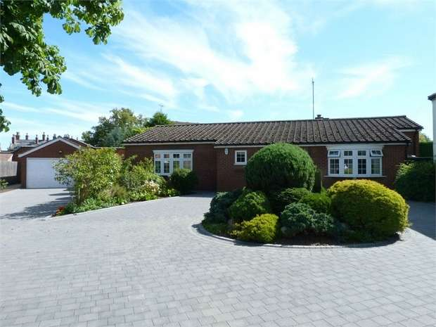 3 Bedrooms Detached Bungalow for sale in Husbands Bosworth