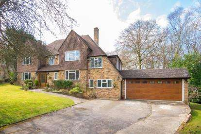 5 Bedrooms Detached House for sale in Greenhills Close, Rickmansworth, Hertfordshire