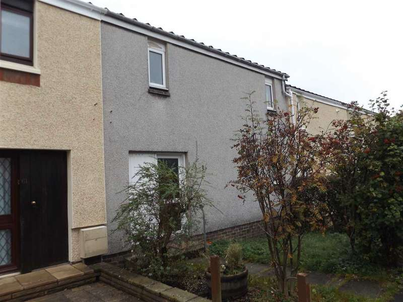 2 Bedrooms Terraced House for sale in Deanburn, Penicuik