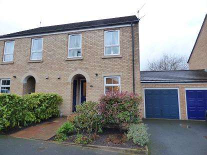 3 Bedrooms Semi Detached House for sale in Arundel Close, Burnley, Lancashire, BB12