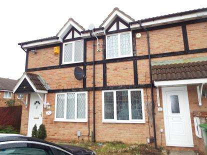 2 Bedrooms Terraced House for sale in Swan Mead, Luton, Bedfordshire