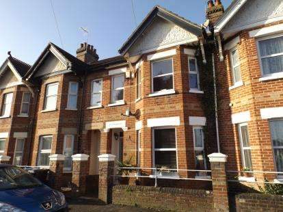 2 Bedrooms Terraced House for sale in Poole