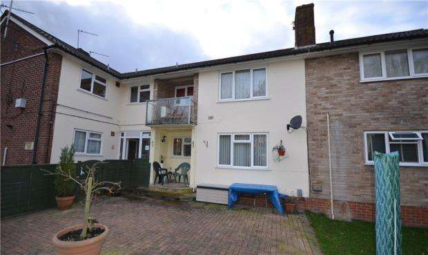 2 Bedrooms Apartment Flat for sale in Peveral Walk, Basingstoke, Hampshire