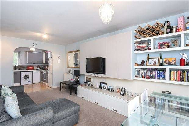 1 Bedroom Flat for sale in Blytheswood Place, LONDON, SW16