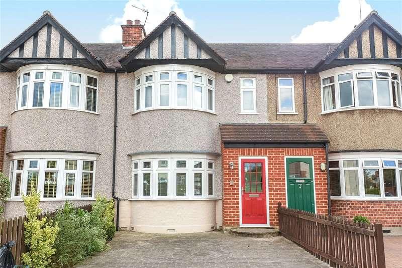 2 Bedrooms Terraced House for sale in Kingswear Road, Ruislip Manor, Middlesex, HA4