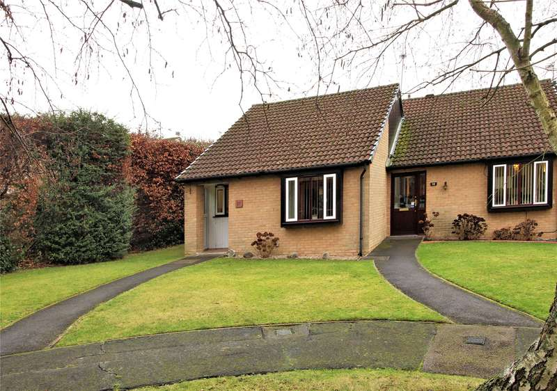 2 Bedrooms Retirement Property for sale in Fairmead, Woking, Surrey, GU21