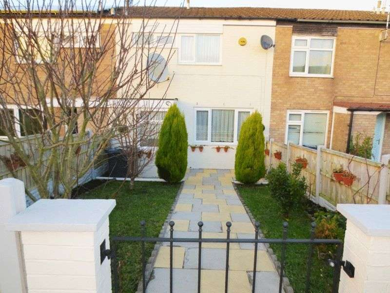 3 Bedrooms Terraced House for sale in Tibbats Close, Birmingham