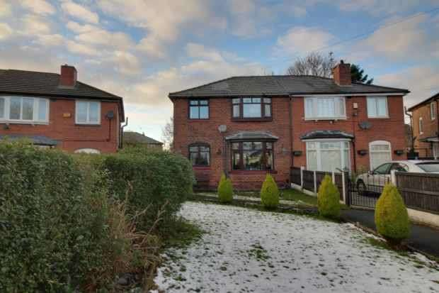 3 Bedrooms Semi Detached House for sale in Lightbowne Road, Manchester, Lancashire, M40 0HN