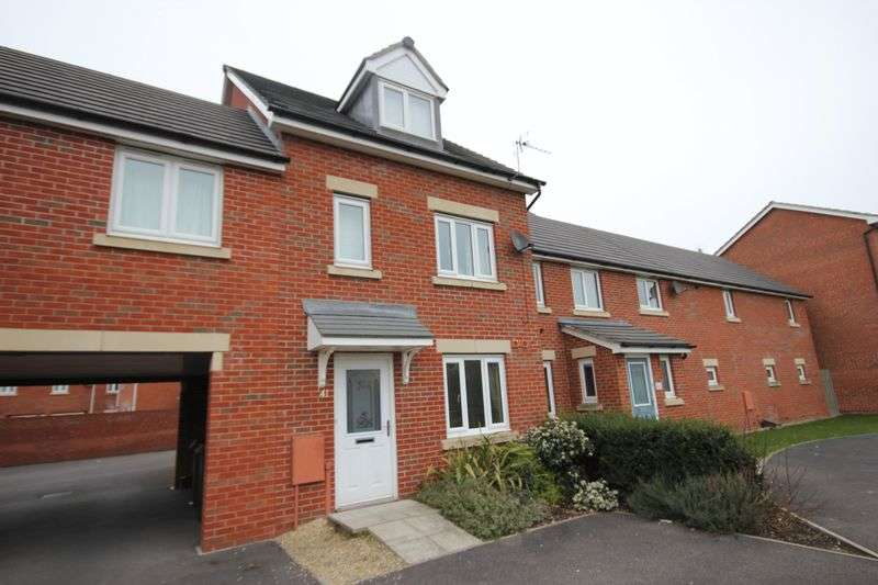 1 Bedroom Flat for sale in Cavalier Close, Bridgwater