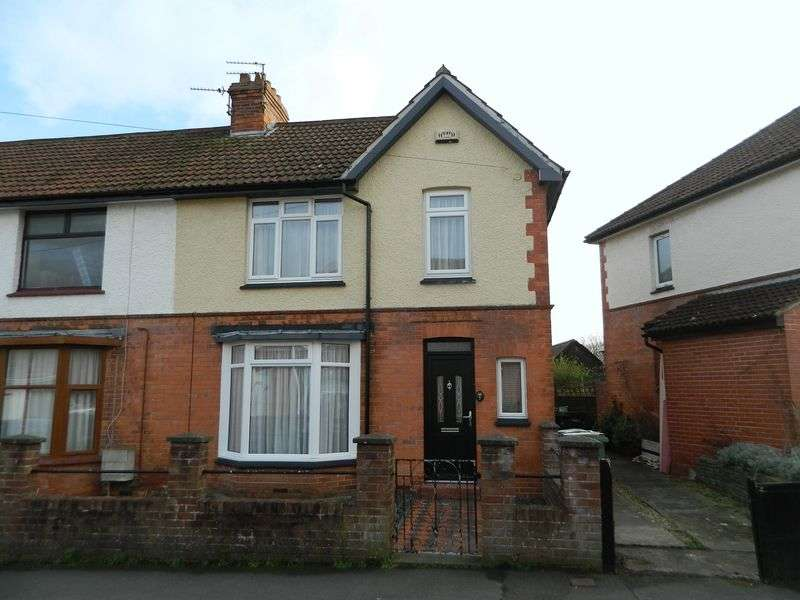 3 Bedrooms Terraced House for sale in Fernleigh Avenue, Bridgwater