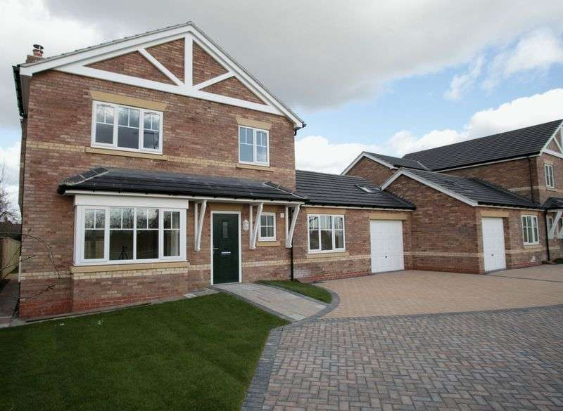 4 Bedrooms Semi Detached House for sale in Hull Road, Beverley