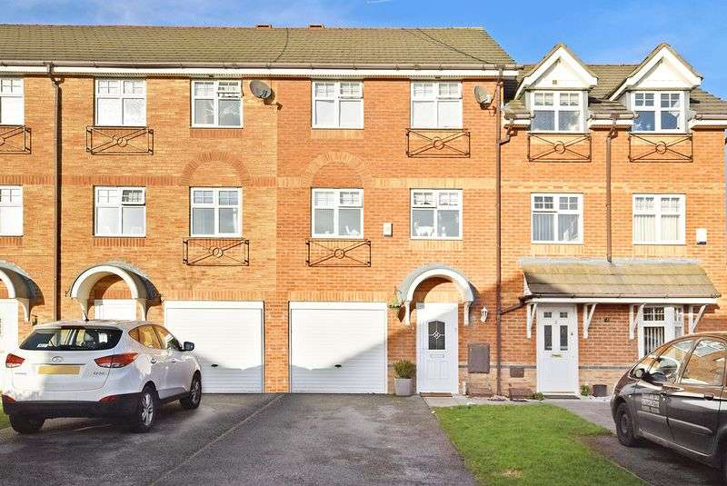 3 Bedrooms Terraced House for sale in Elstree Court, Widnes