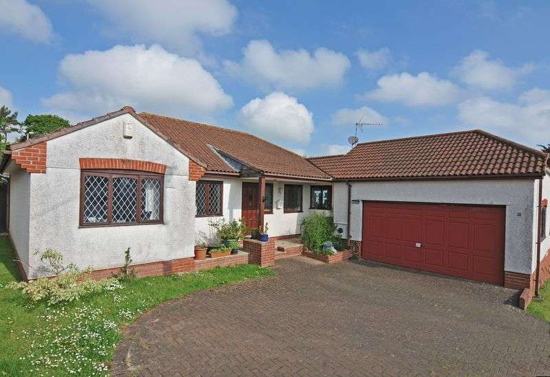 3 Bedrooms Detached Bungalow for sale in Kennford