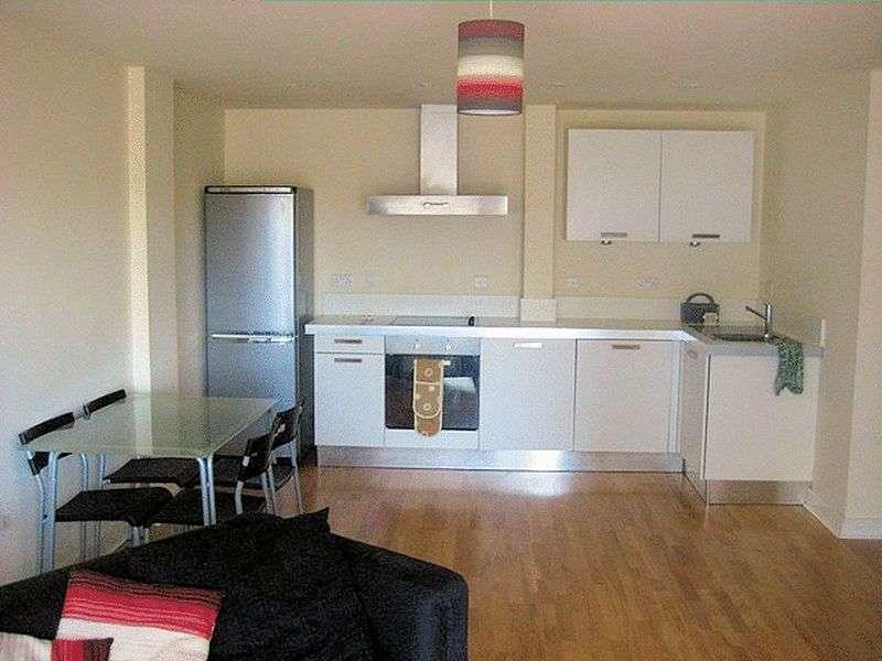2 Bedrooms Flat for rent in Metis Building, Scotland Street, Sheffield