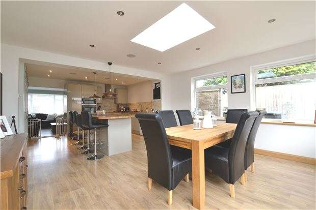 3 Bedrooms Semi Detached House for sale in Quarry Road, WITNEY