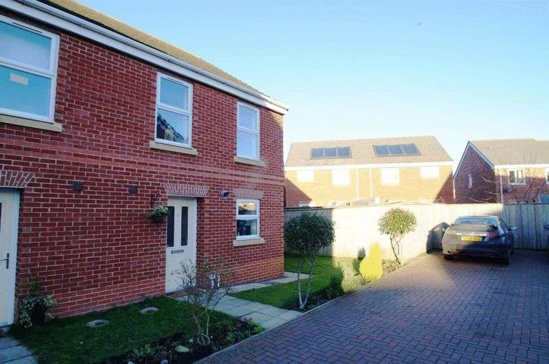 3 Bedrooms Semi Detached House for sale in Mccormick Close, Bowburn