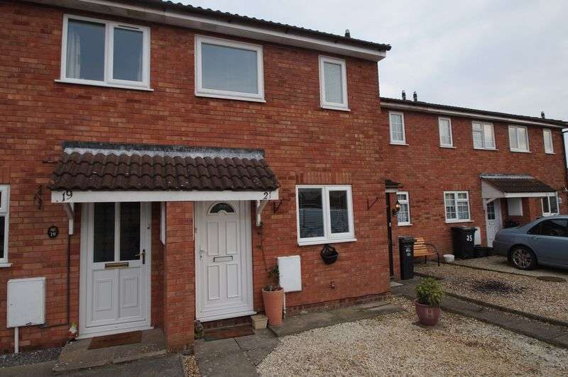 2 Bedrooms Terraced House for sale in Corsham Drive, Burnham-On-Sea