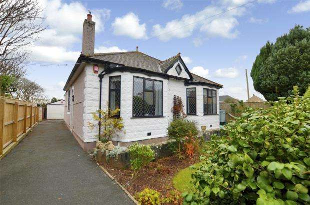 3 Bedrooms Detached Bungalow for sale in Birch Pond Road, Oreston, Plymouth, Devon