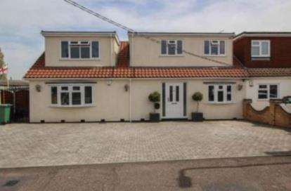 4 Bedrooms Semi Detached House for sale in Crays Hill, Billericay, Essex