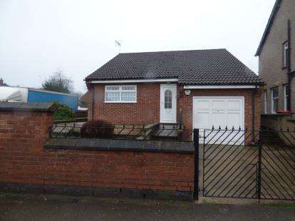 2 Bedrooms Bungalow for sale in Skegby Road, Sutton In Ashfield, Nottingham, Nottinghamshire