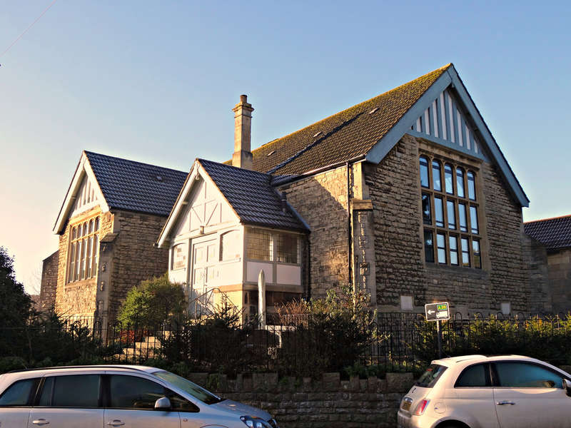 2 Bedrooms Flat for sale in The Old Methodist Church, Triangle West, Bath