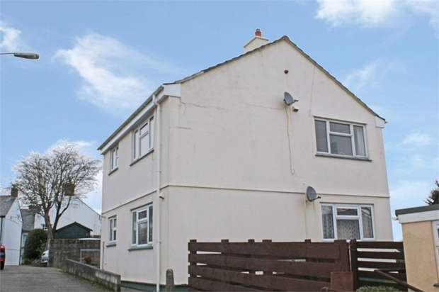 1 Bedroom Maisonette Flat for sale in Slades Lane, Penryn, Cornwall
