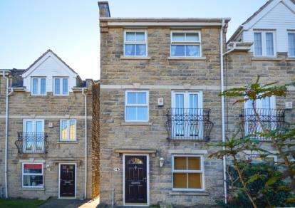 4 Bedrooms Town House for sale in Normanton Spring Road, Sheffield, South Yorkshire