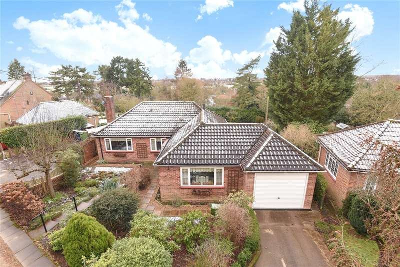 3 Bedrooms Bungalow for sale in Stylecroft Road, Chalfont St. Giles, Buckinghamshire, HP8