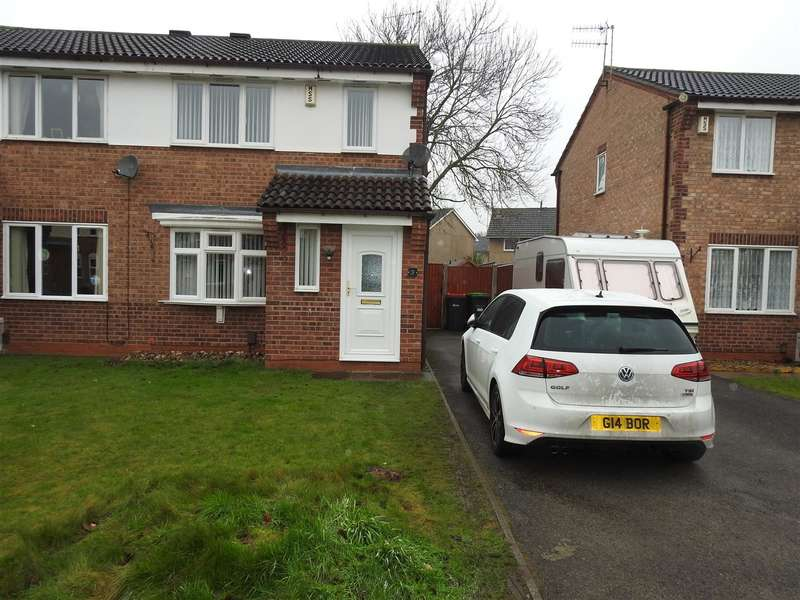 House for sale in Broomhill Park View, Hucknall, Nottingham