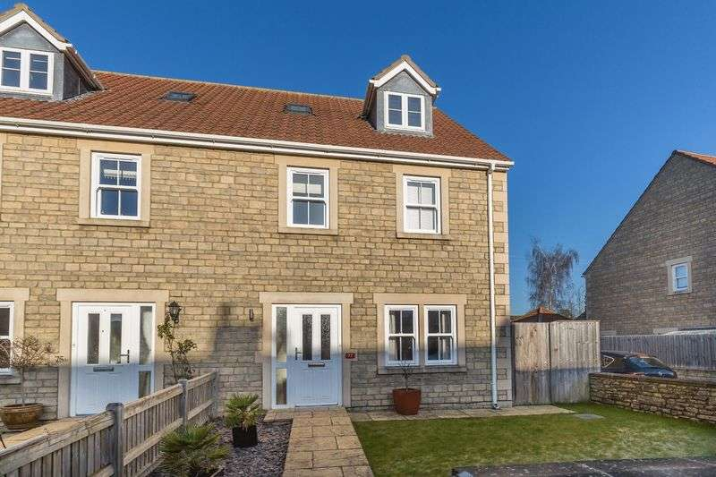 4 Bedrooms Terraced House for sale in Oakfield Road, Frome