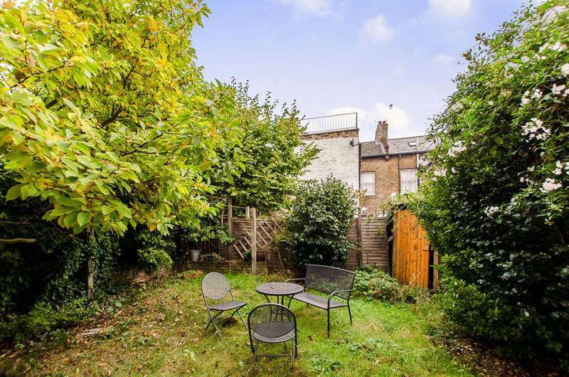 3 Bedrooms House for sale in Sulina Road, Brixton, SW2