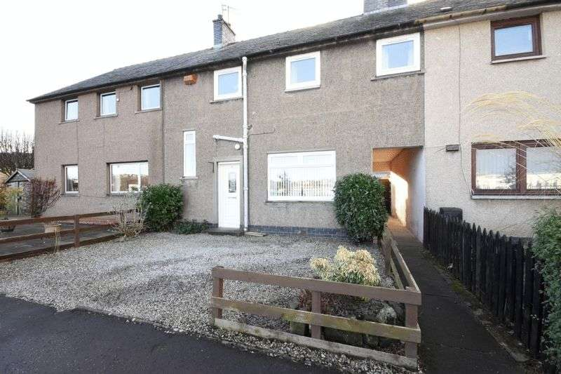 3 Bedrooms Terraced House for sale in Jennie Rennies Road, Dunfermline