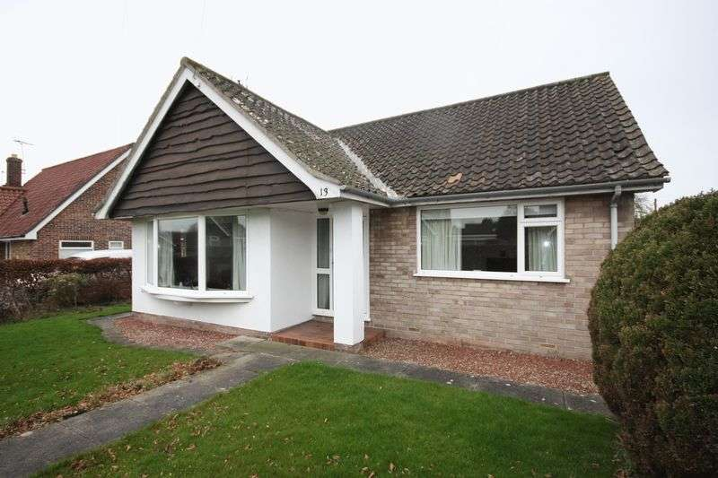 2 Bedrooms Detached House for sale in Algarth Rise, Pocklington