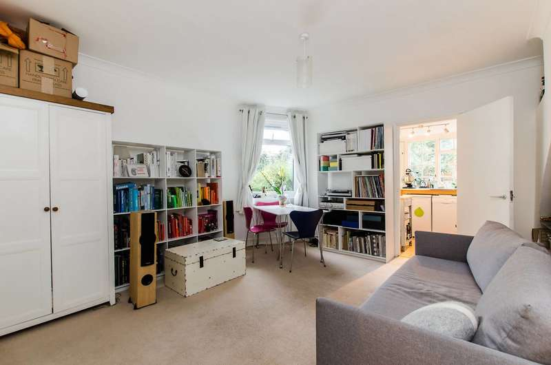 Studio Flat for sale in Sternhold Avenue, Telford Park, SW2