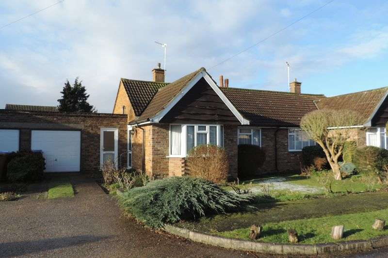 Semi Detached Bungalow for sale in Fairview, Potters Bar