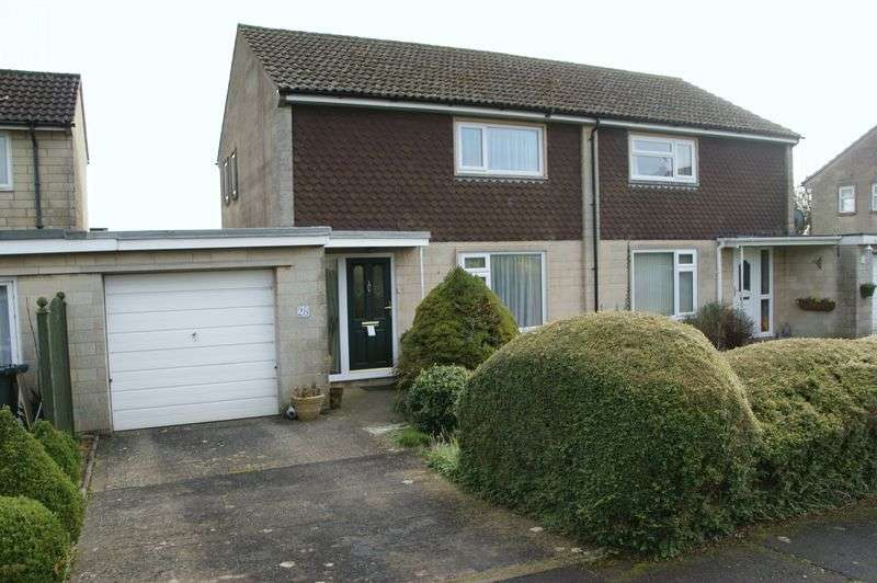 2 Bedrooms Semi Detached House for sale in Broadstones, Monkton Farleigh, Bradford-On-Avon