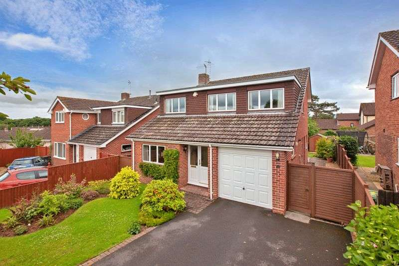4 Bedrooms Detached House for sale in HAINES PARK